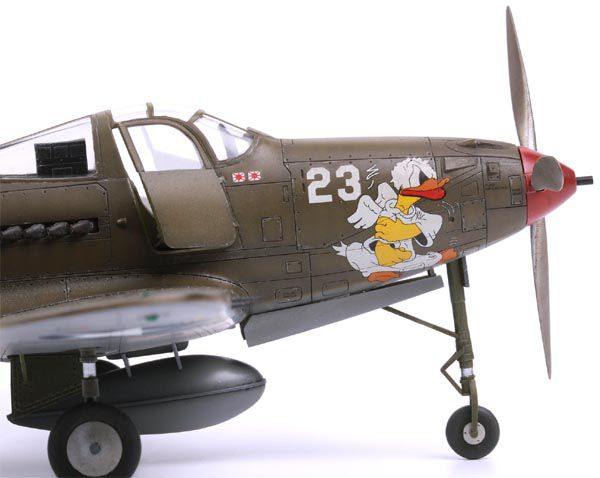Bell P-39K/N Airacobra - 1/48 - Eduard 84161  - BLIMPS COMÉRCIO ELETRÔNICO