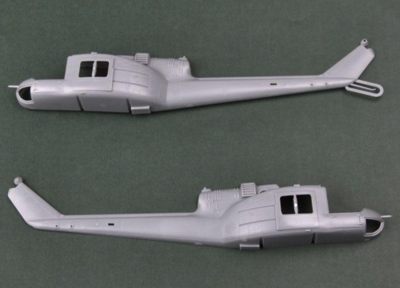 Bell UH-1C Huey Helicopter - 1/48 - HobbyBoss 85803  - BLIMPS COMÉRCIO ELETRÔNICO