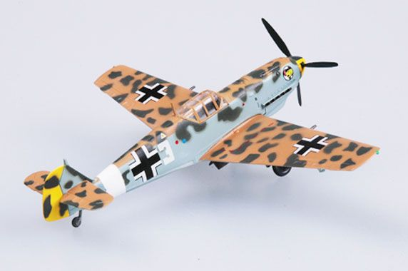 Bf109E/TROP - 1/72 - Easy Model 37279  - BLIMPS COMÉRCIO ELETRÔNICO