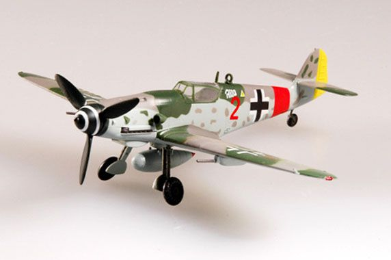 Bf109G-10 - 1/72 - Easy Model 37205  - BLIMPS COMÉRCIO ELETRÔNICO