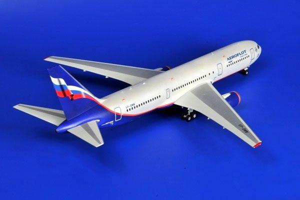 Boeing 767-300 - 1/144 - Zvezda 7005  - BLIMPS COMÉRCIO ELETRÔNICO