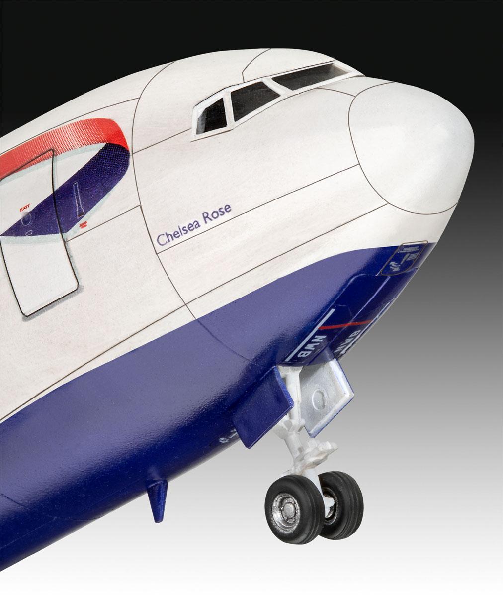 Boeing 767-300ER British Airways - 1/144 - Revell 03862  - BLIMPS COMÉRCIO ELETRÔNICO