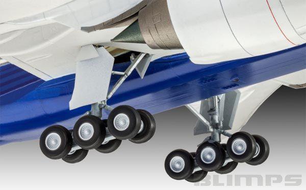 Boeing 777-300ER - 1/144 - Revell 04945  - BLIMPS COMÉRCIO ELETRÔNICO