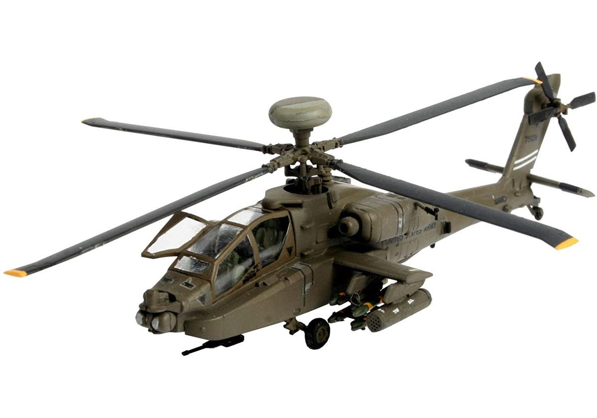 Boeing AH-64D Longbow Apache - 1/144 - Revell 04046  - BLIMPS COMÉRCIO ELETRÔNICO