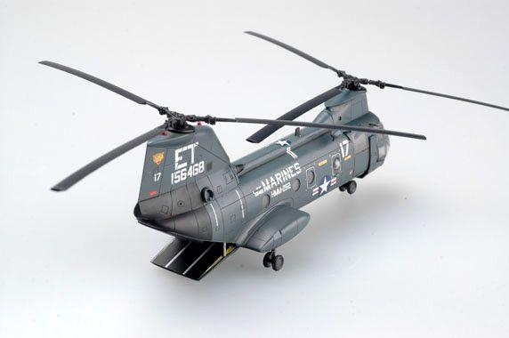 Boeing Vertol CH-46D Sea Knight - 1/72 - Easy Model 37002  - BLIMPS COMÉRCIO ELETRÔNICO