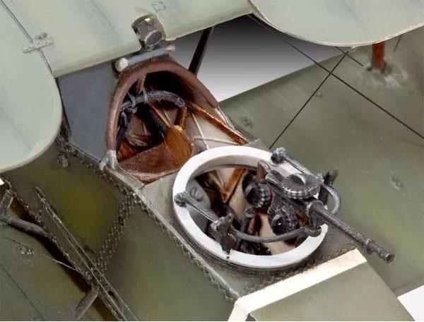 Bristol F.2B Fighter - 1/48 - Revell 04873  - BLIMPS COMÉRCIO ELETRÔNICO