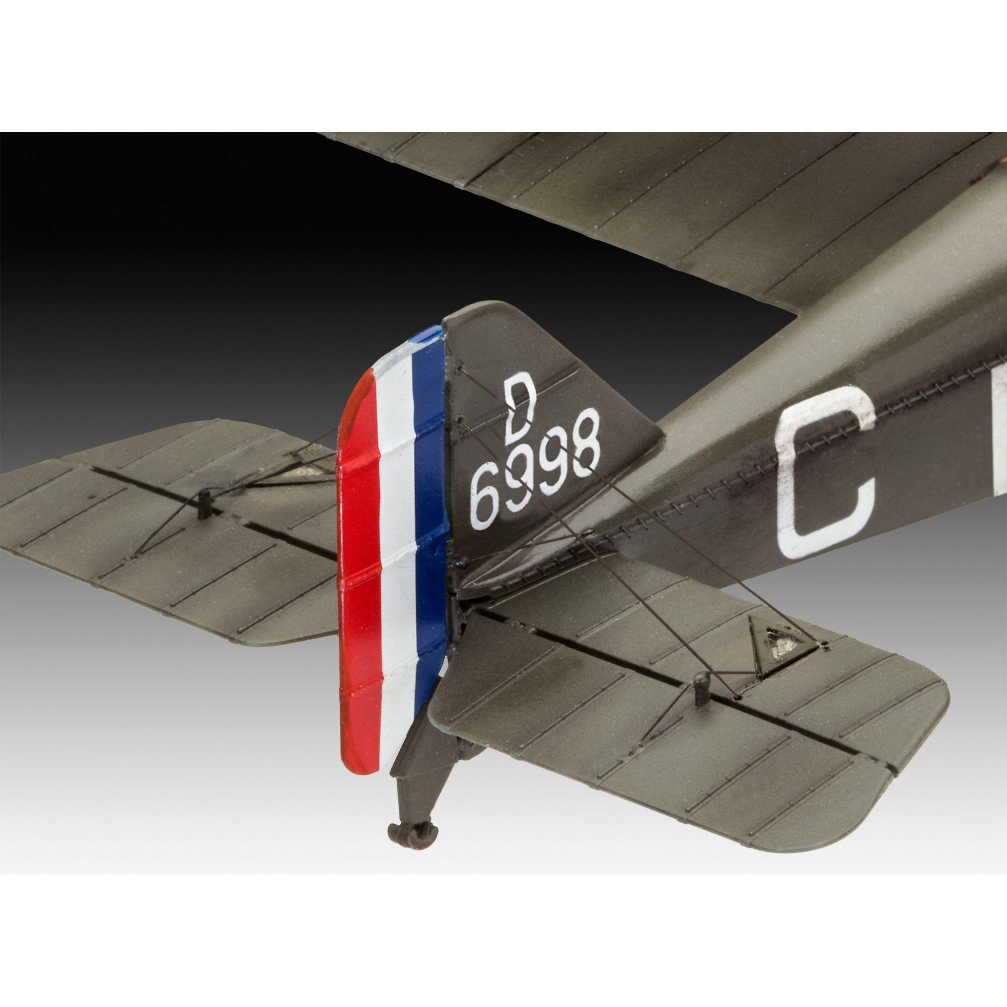 British S.E.5a - 1/48 - Revell 03907  - BLIMPS COMÉRCIO ELETRÔNICO