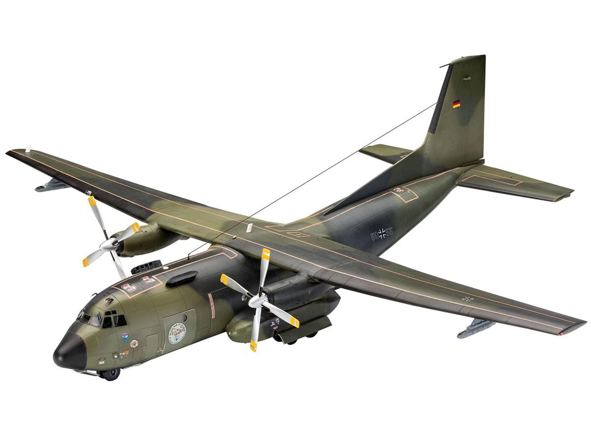 C-160D Transall ESS/NG - 1/72 - Revell 03916  - BLIMPS COMÉRCIO ELETRÔNICO