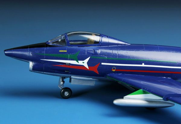 Caça-bombardeiro leve G.91R - 1/72 - Meng DS-004  - BLIMPS COMÉRCIO ELETRÔNICO
