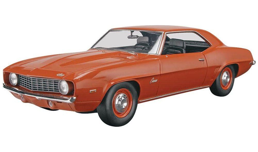 Camaro ZL-1 1969 - 1/25 - Revell 85-4056  - BLIMPS COMÉRCIO ELETRÔNICO