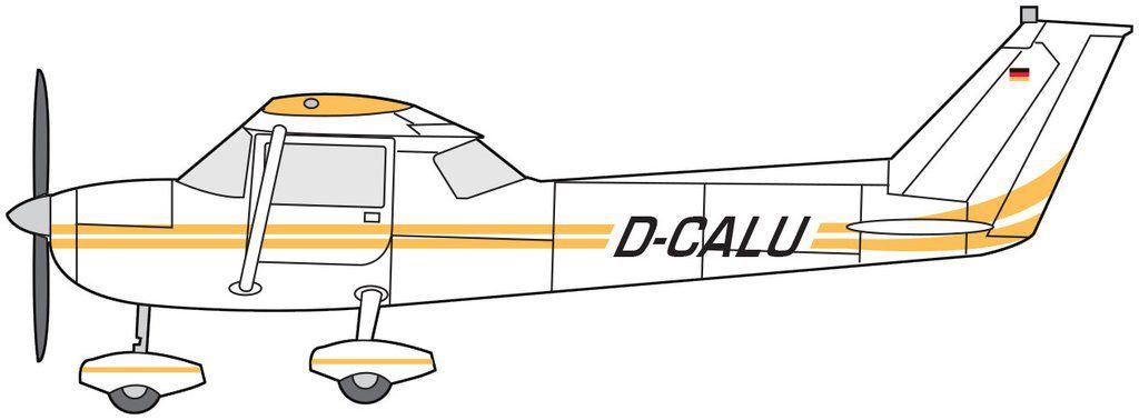Cessna 150 - 1/48 - Minicraft 11675  - BLIMPS COMÉRCIO ELETRÔNICO