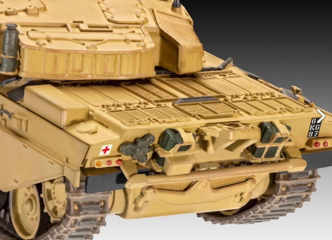 Challenger I  - 1/76 - Revell 03308  - BLIMPS COMÉRCIO ELETRÔNICO