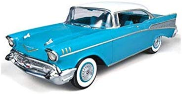 Chevy Bel Air 1957 - 1/25 - AMT 638  - BLIMPS COMÉRCIO ELETRÔNICO