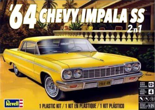 Chevy Impala SS 1964 2