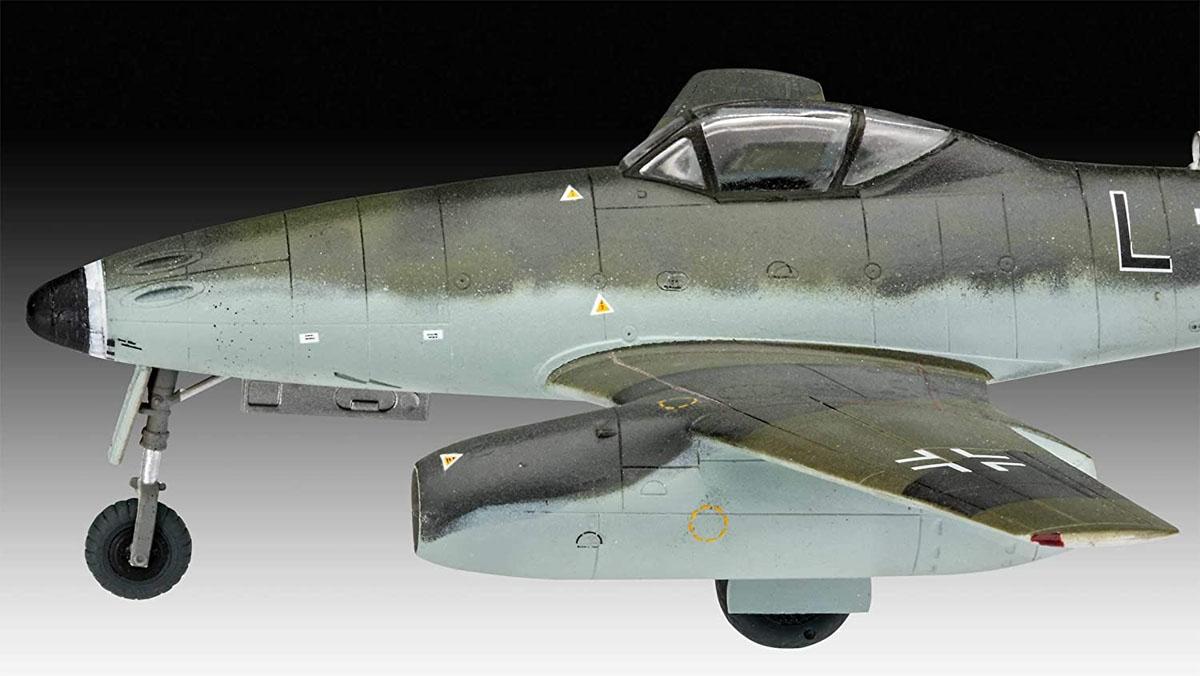 Combat Set Me262 & P-51B - 1/72 - Revell 03711  - BLIMPS COMÉRCIO ELETRÔNICO