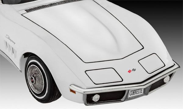 Corvette C3 - 1/32 - Revell 07684  - BLIMPS COMÉRCIO ELETRÔNICO