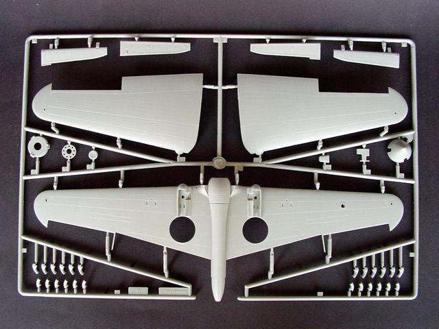 Curtiss P-40B Warhawk - 1/32 - Trumpeter 02228  - BLIMPS COMÉRCIO ELETRÔNICO