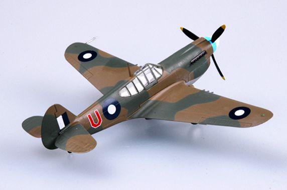 Curtiss P-40E Tomahawk - 1/72 - Easy Model 37271  - BLIMPS COMÉRCIO ELETRÔNICO