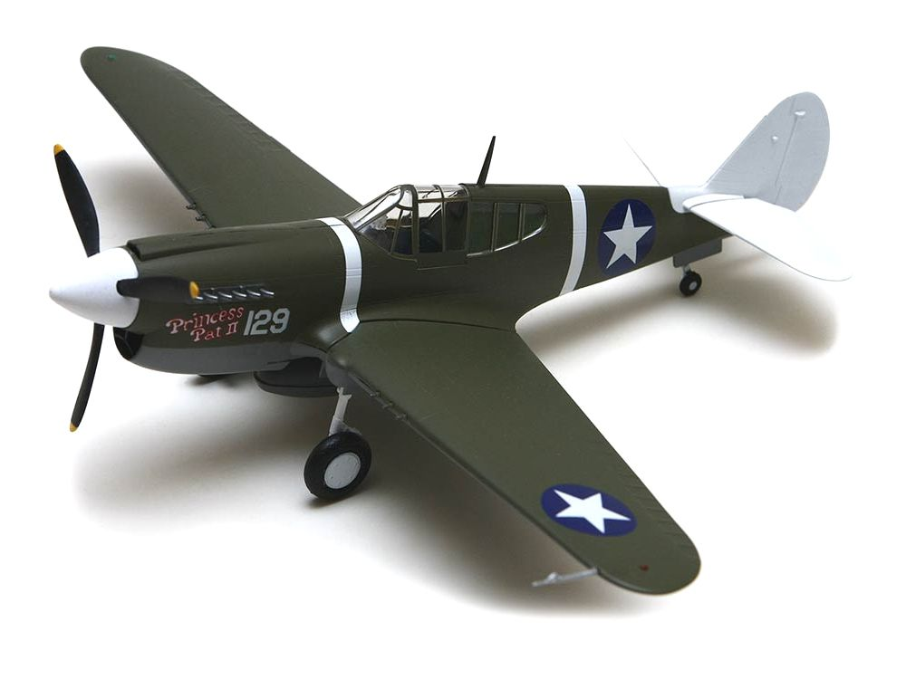 Curtiss P-40M - 1/48 - Easy Model 39311