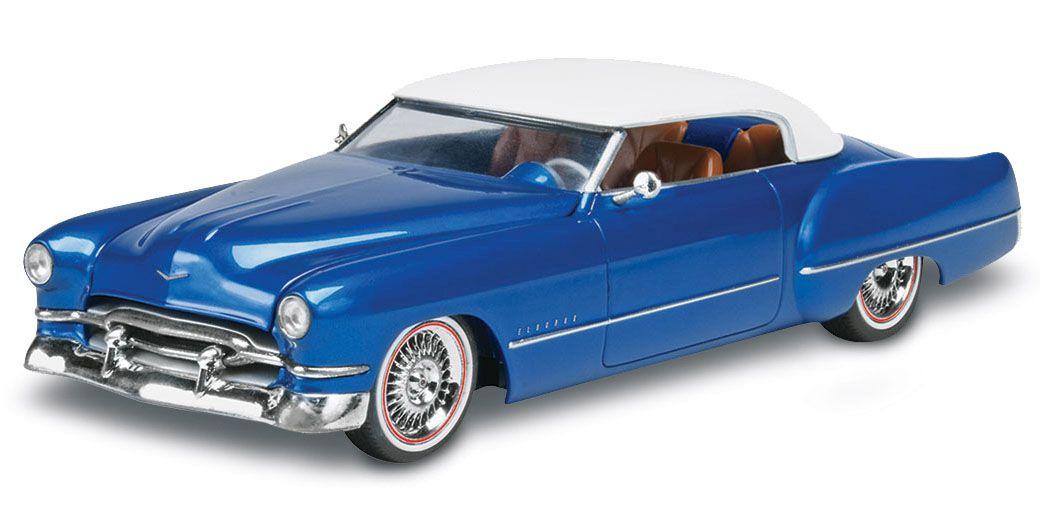 Custom Cadillac Eldorado - 1/25 - Revell 85-4435  - BLIMPS COMÉRCIO ELETRÔNICO