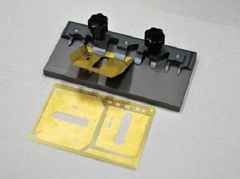 Dobrador de Photo Etched (grande) - Master Tools 09931  - BLIMPS COMÉRCIO ELETRÔNICO