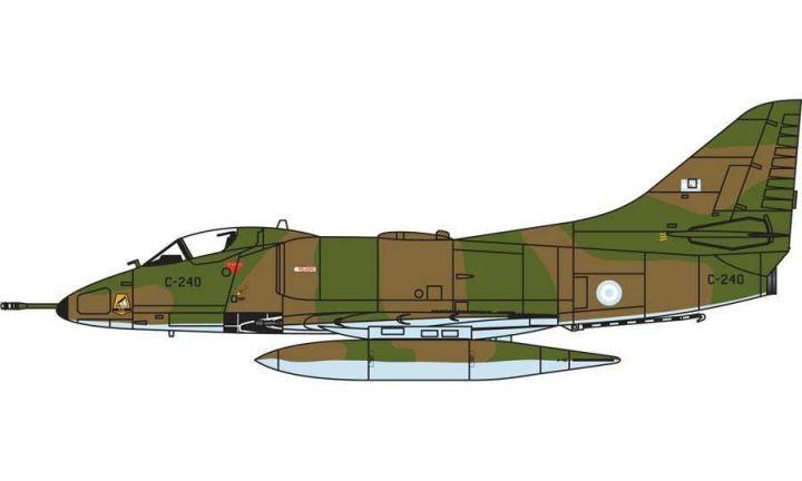 Douglas A-4B/4P Skyhawk - 1/72 - Airfix A03029  - BLIMPS COMÉRCIO ELETRÔNICO
