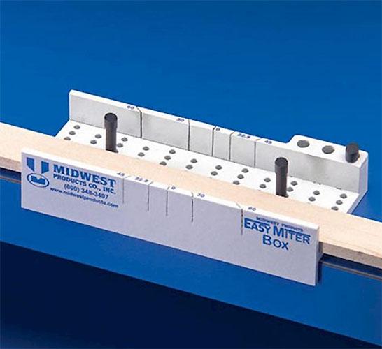 Easy Miter Box (gabarito de corte) - Midwest 1135  - BLIMPS COMÉRCIO ELETRÔNICO