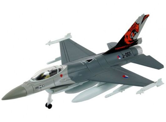 Easykit F-16 Fighting Falcon - 1/100 - Revell 06644  - BLIMPS COMÉRCIO ELETRÔNICO