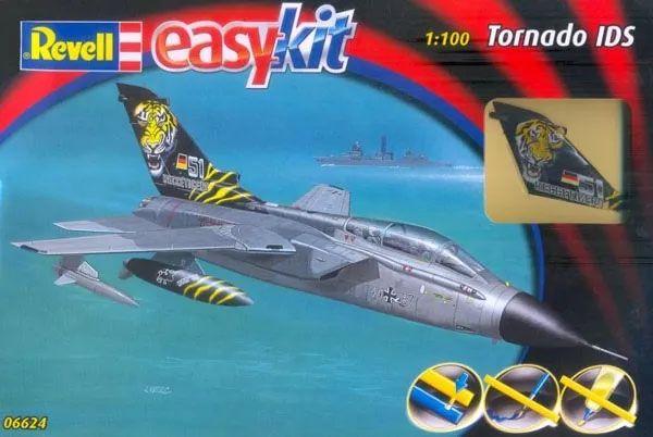 Easykit Tornado IDS - 1/100 - Revell 06624  - BLIMPS COMÉRCIO ELETRÔNICO