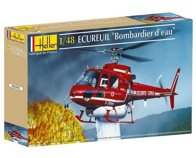Ecureuil Bombardier d
