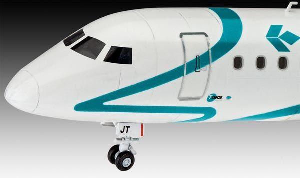 Embraer 195 Air Dolomiti - 1/144 - Revell 04884  - BLIMPS COMÉRCIO ELETRÔNICO