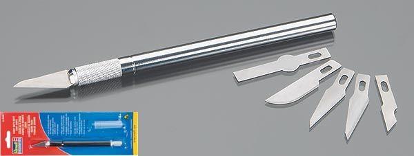 Estilete Light Duty com 5 lâminas - Revell R6905  - BLIMPS COMÉRCIO ELETRÔNICO