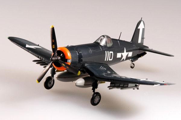 F4U-1 Corsair - 1/72 - Easy Model 37234  - BLIMPS COMÉRCIO ELETRÔNICO