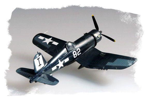 F4U-1 Corsair - 1/72 - Easy Model 37235  - BLIMPS COMÉRCIO ELETRÔNICO