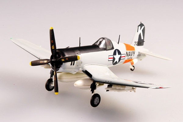 F4U-4 Corsair - 1/72 - Easy Model 37240  - BLIMPS COMÉRCIO ELETRÔNICO
