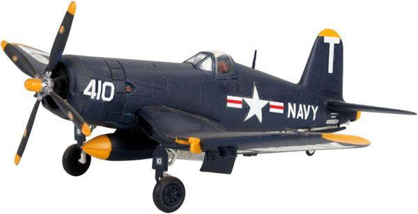 F4U-5 Corsair - 1/72 - Revell 04143  - BLIMPS COMÉRCIO ELETRÔNICO