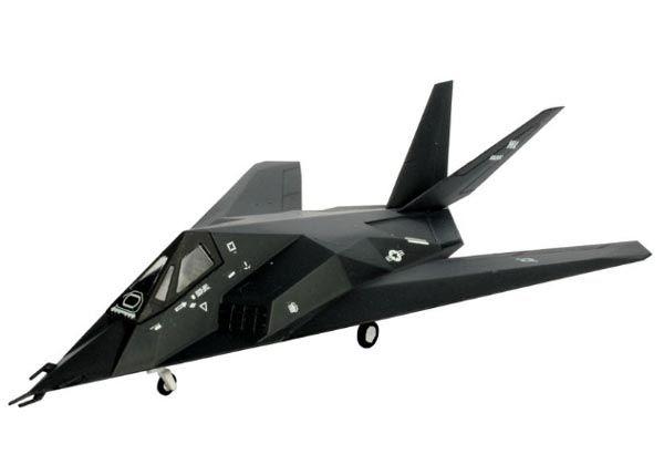 F-117A Stealth Fighter - 1/144 - Revell 04037  - BLIMPS COMÉRCIO ELETRÔNICO