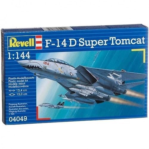 F-14D Super Tomcat - 1/144 - Revell 04049  - BLIMPS COMÉRCIO ELETRÔNICO