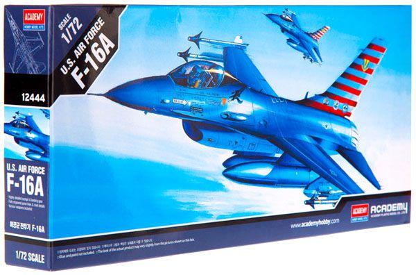 F-16A - 1/72 - Academy 12444  - BLIMPS COMÉRCIO ELETRÔNICO