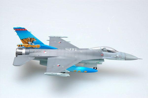 F-16A - 1/72 - Easy Model 37126  - BLIMPS COMÉRCIO ELETRÔNICO