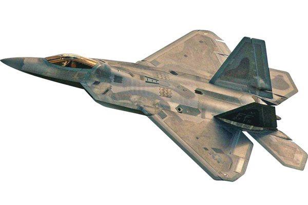 F-22 Raptor - 1/72 - Revell 85-5984  - BLIMPS COMÉRCIO ELETRÔNICO