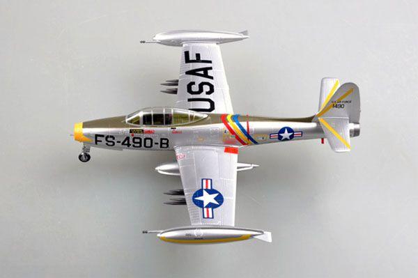 F-84E - 1/72 - Easy Model 37105  - BLIMPS COMÉRCIO ELETRÔNICO