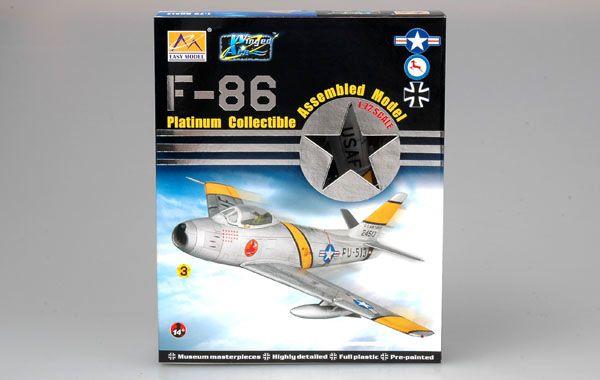 F-86 - 1/72 - Easy Model 37102  - BLIMPS COMÉRCIO ELETRÔNICO