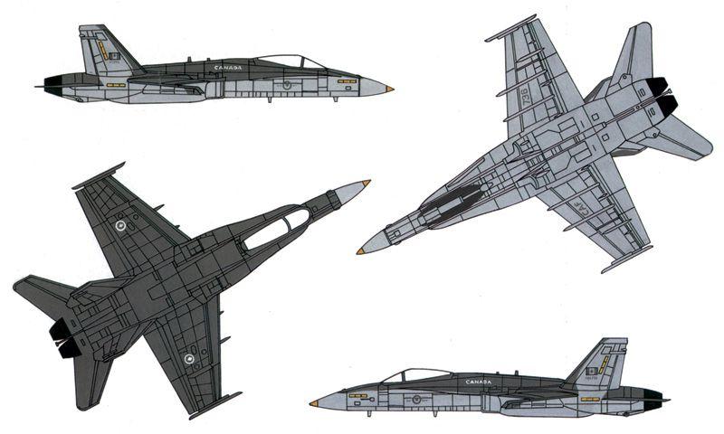 F/A-18 Hornet - 1/72 - Italeri 016  - BLIMPS COMÉRCIO ELETRÔNICO