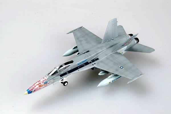 F/A-18C - 1/72 - Easy Model 37118  - BLIMPS COMÉRCIO ELETRÔNICO