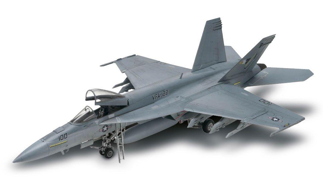 F/A-18E Super Hornet - 1/48 - Revell 85-5850  - BLIMPS COMÉRCIO ELETRÔNICO
