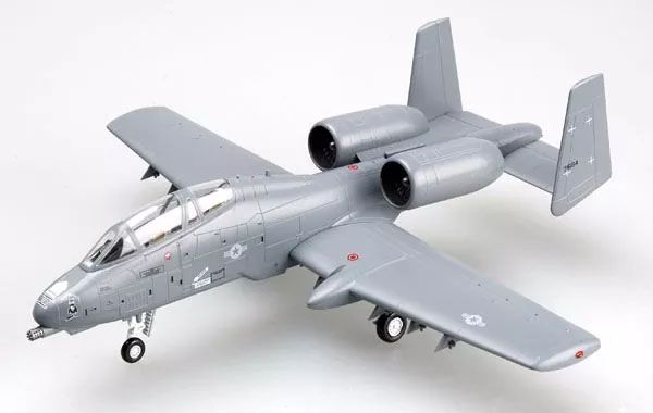 Fairchild Republic A-10 Warthog (YA-10B) - 1/72 - Easy Model 37114  - BLIMPS COMÉRCIO ELETRÔNICO