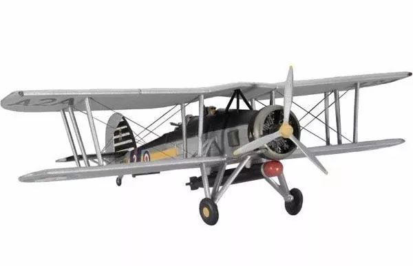 Fairey Swordfish Mk I/III - 1/72 - Revell 04115  - BLIMPS COMÉRCIO ELETRÔNICO