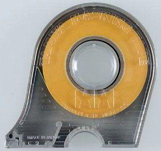 Fita adesiva para máscara de pintura (masking tape) 18 mm - Tamiya 87032  - BLIMPS COMÉRCIO ELETRÔNICO