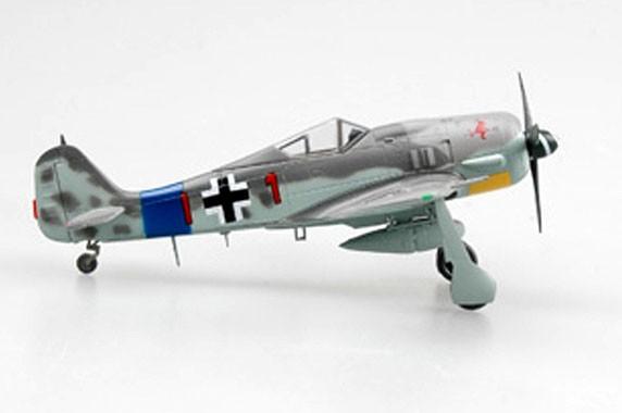 Focke-Wulf Fw190 A-8 - 1/72 - Easy Model 36360  - BLIMPS COMÉRCIO ELETRÔNICO